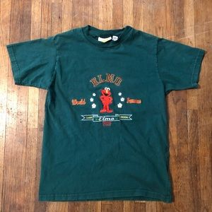 Vintage Elmo Sesame Street T-shirt